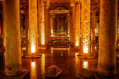 Roman cistern Royalty Free Stock Photography