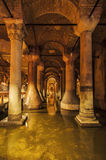 Roman cistern Royalty Free Stock Images