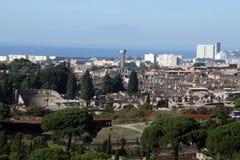 Roman city Royalty Free Stock Image