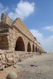 Roman city of Ceasarea israel Royalty Free Stock Photography