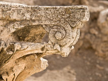 Roman city detail Royalty Free Stock Photo