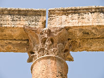 Roman city detail Stock Photography