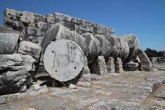 Roman civilization memory Royalty Free Stock Image