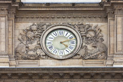 Roman Clock Stock Photography