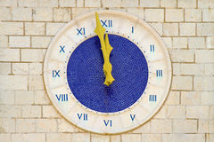 Roman clock Stock Photos