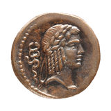 Roman coin Royalty Free Stock Images