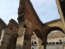 Roman coliseum royalty-vrije stock foto