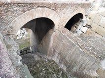 Roman coliseum royalty-vrije stock afbeelding