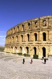 Roman coliseum Stock Afbeelding