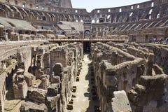 Roman coliseum stock afbeeldingen