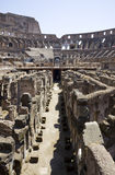 Roman coliseum Royalty Free Stock Photos