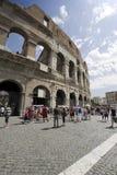 Roman coliseum royalty-vrije stock foto's
