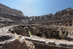 Roman Coliseum Royalty Free Stock Photography