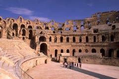 Free Roman Coliseum- El Djem, Tunisia Royalty Free Stock Photos - 9562158