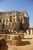 Roman Coliseum- El Djem, Tunisia Stock Photography