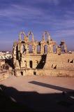 Roman Coliseum- El Djem, Tunisia Stock Images