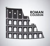 Roman coliseum Royalty Free Stock Photo