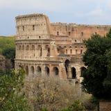 Roman Coliseum impresionante imagenes de archivo