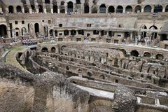 Roman Coliseum, Italy. Royalty Free Stock Photography