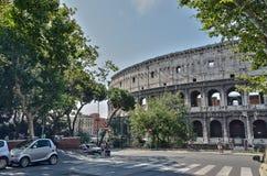 Roman Coliseum, a Roma L'Italia immagine stock