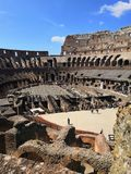 Roman coliseum stock photos