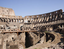 The Roman Coliseum Royalty Free Stock Images