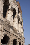 The Roman Coliseum Royalty Free Stock Photos