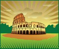 Roman Colosseum Stock Photography