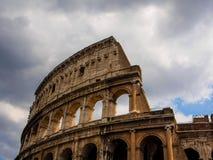 roman colosseum Royaltyfri Foto