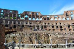 roman colosseum Royaltyfri Bild
