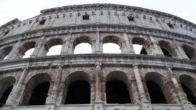 Roman colosseum stock footage