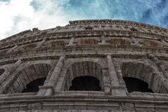 Roman Colosseum Stock Foto's