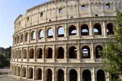 Roman Colosseum Amphitheatre em Roma imagens de stock royalty free
