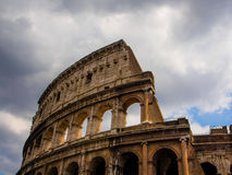 Roman Colosseum Royalty Free Stock Photo