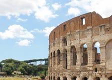 Roman Colosseum Stock Photo