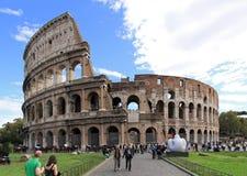 Roman Colosseum entrance Royalty Free Stock Image