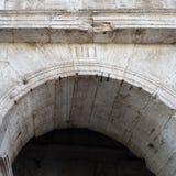 Roman Colosseum Gate 52 Fotografering för Bildbyråer