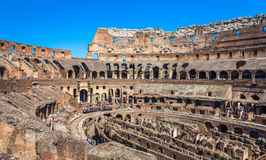 Roman Colosseum, Italia Imagen de archivo libre de regalías