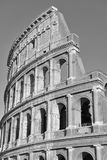The Roman Colosseum, a place where gladiators fought as well as being a venue for public entertainment, Rome Stock Images