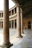 Roman Column Stock Photography