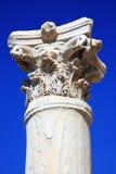 Roman Column Royalty-vrije Stock Afbeeldingen