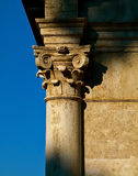 Roman column Royalty Free Stock Image