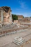 Roman columns Royalty Free Stock Photography