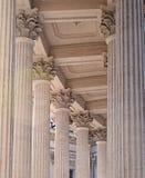 Roman Columns - generisch lizenzfreies stockfoto
