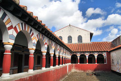 Roman Commanders Haus Stockbild