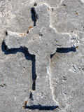 Roman Cross Stock Image