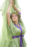 Roman Dancer Stock Photos