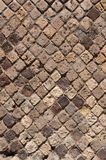 Roman decorative bricks Royalty Free Stock Photography