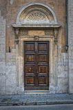 Roman Doors Stock Images