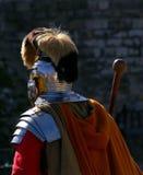 Roman Eenvormig Centurion Royalty-vrije Stock Afbeelding